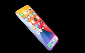 Lộ diện concept iPhone 13 với màn hình tràn viền đẹp không góc chết