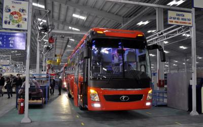 Thaco đặt mục tiêu doanh thu 70.000 tỷ đồng từ ô tô, 2.500 tỷ đồng ngành nông nghiệp